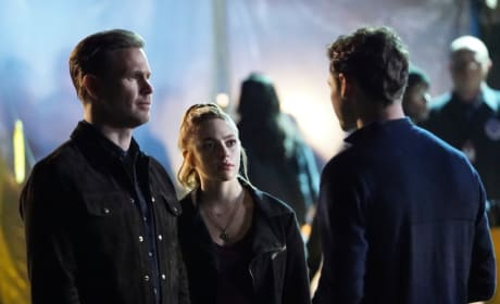 Legacies Photos: Alaric and the Students Hit the Road!