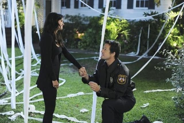 Jules and Grayson - Cougar Town