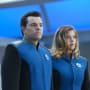 Side by Side - The Orville Season 1 Episode 4