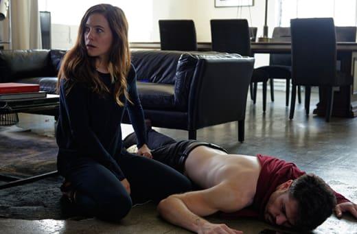 Partners - Mary Kills People Season 1 Episode 5