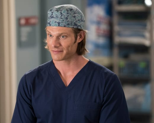 The New Guy - Grey's Anatomy Season 15 Episode 3