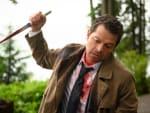 Castiel Investigates - Supernatural