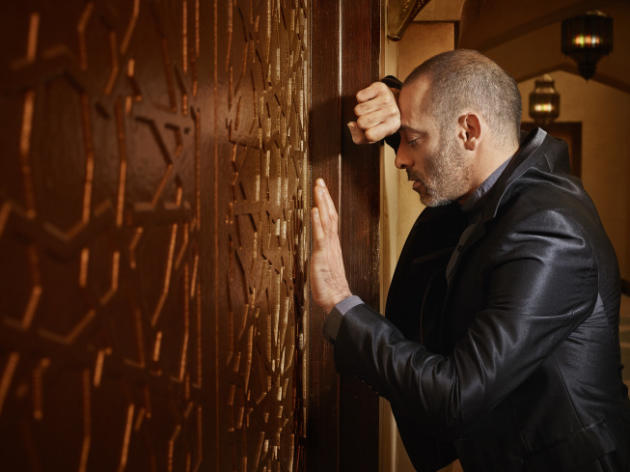 Ashraf Barhom as Jamal