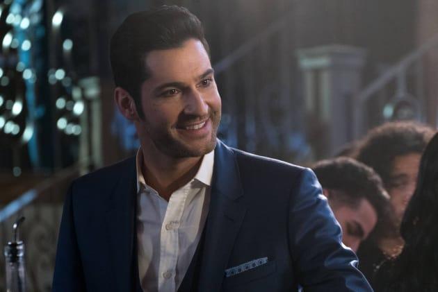 More Smiles - Lucifer Season 2 Episode 14