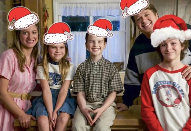 The Coopers -- Young Sheldon
