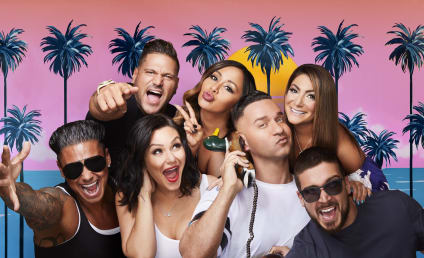 Jersey Shore Cast Slammed for Reuniting Without Masks