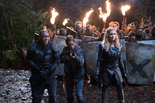 It's Almost Time - The 100 Season 2 Episode 15
