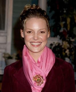 Katherine Heigl: All Smiles
