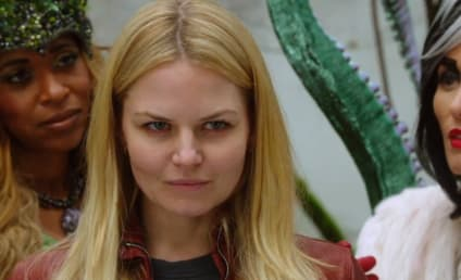 Once Upon a Time Return Trailer: A Walk on the Dark Side