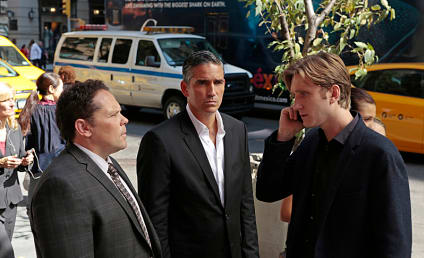 Person of Interest Review: The Long Con
