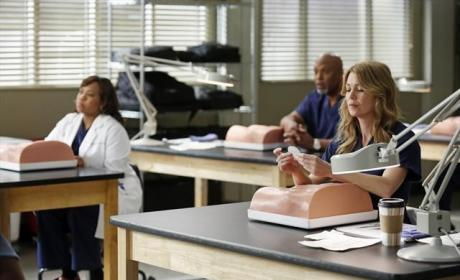 Richard, Miranda and Mer