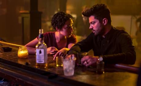 Having a Drink - Preacher Season 2 Episode 7