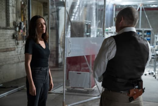 Another Confrontation - The Blacklist Season 6 Episode 1