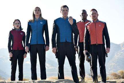 The Future Crew - The Orville Season 1 Episode 12