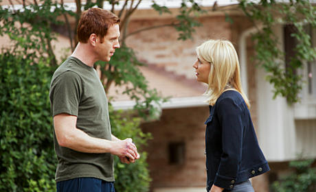 Brody and Carrie