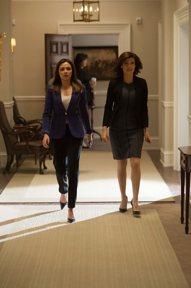 Boss Ladies - Designated Survivor Season 2 Episode 11