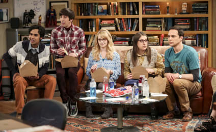 Watch The Big Bang Theory Online: Season 12 Episode 18