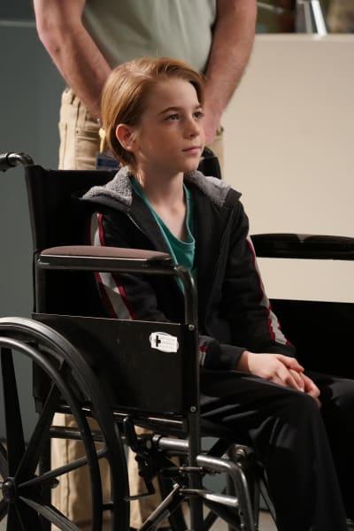 A Young Patient  - Grey's Anatomy Season 16 Episode 20