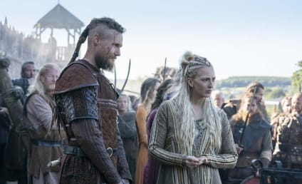 Vikings Shocker: Final Episodes to Air on Amazon Before History!