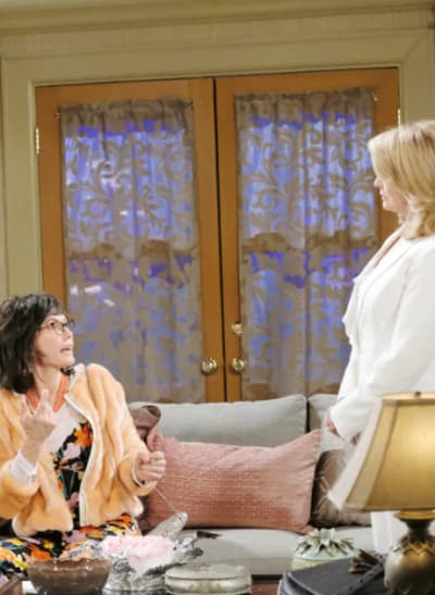Susan Banks Is Back - Days of Our Lives