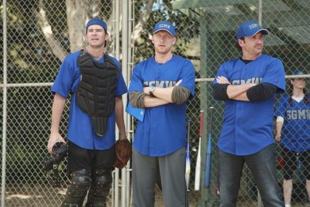 Owen, Henry and Derek
