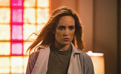 DC's Legends of Tomorrow Season 3 Episode 10 Review: Daddy Darhkest