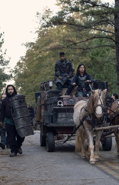 On the Road Again - The Walking Dead Season 10 Episode 16