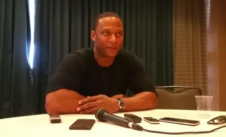 "Arrow: David Ramsey Promises Explosion ""Particularly"" Impacts Beloved John Diggle !!"