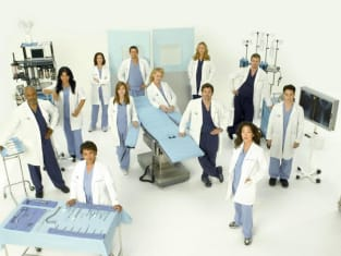 Grey's Anatomy Season Five Cast