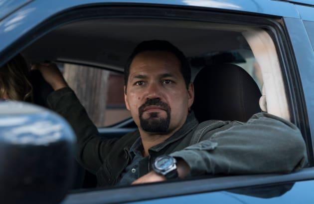 Carlos May Be Even Tempered - Shades of Blue Season 2 Episode 1
