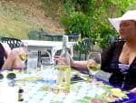 Sipping On Wine - Teen Mom OG