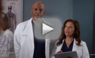 Grey's Anatomy Promo: Are Jackson and Maggie Busted?!