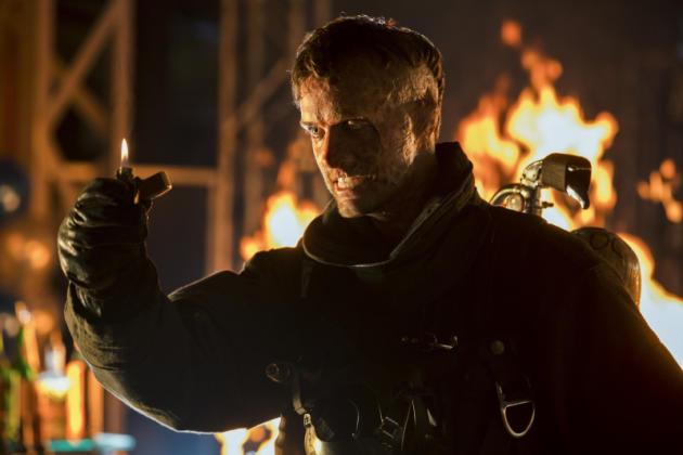 Andrew Dunbar as Garfield Lynns