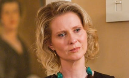 Cynthia Nixon to Recur on Hannibal Season 2