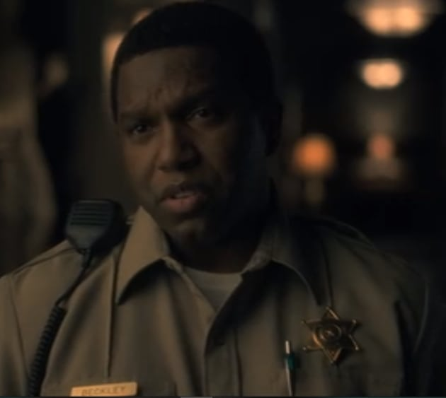Officer Beckley - The Haunting of Hill House Season 1 Episode 7