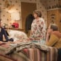 Roseanne, Dan, And Darlene - Roseanne Season 10 Episode 3