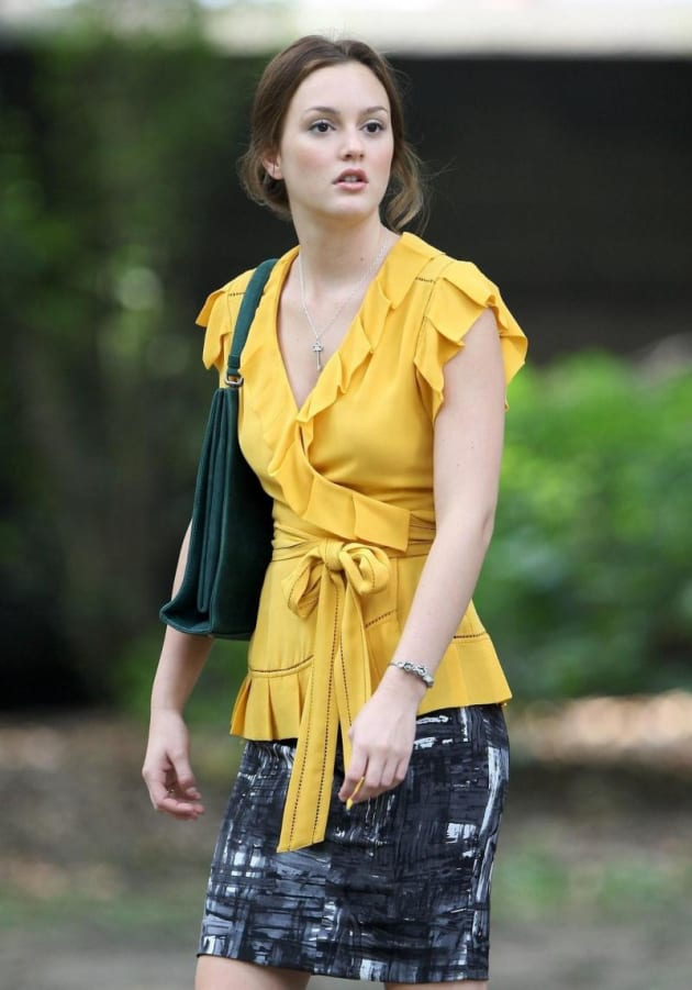 Leighton M. in Yellow