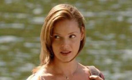 Katherine Heigl: Pretty Bridesmaid