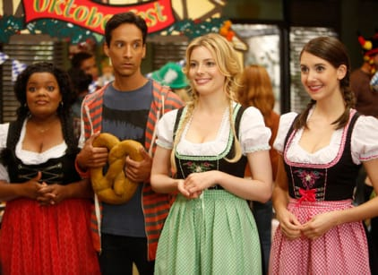 Watch Community Season 4 Episode 4 Online
