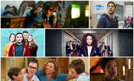 23 Best Streaming Shows of 2018