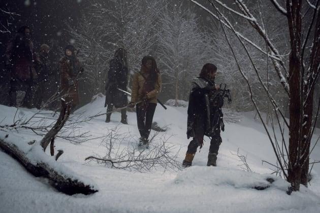 Through The Storm - The Walking Dead Season 9 Episode 16
