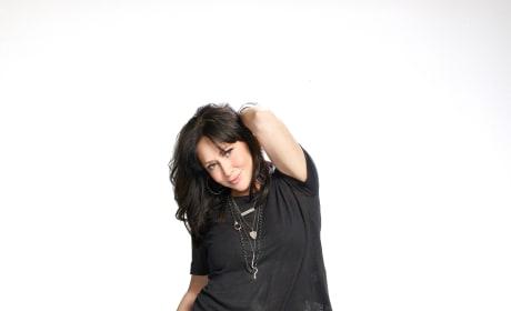 Shannen Doherty 90210 Reunion - BH90210