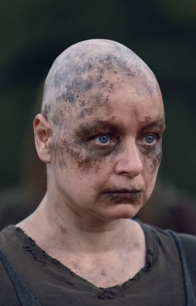 Unmasked - The Walking Dead Season 9 Episode 11