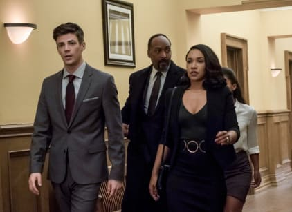 Watch The Flash Season 4 Episode 10 Online