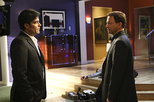 Jsu Garcia on CSI: NY.