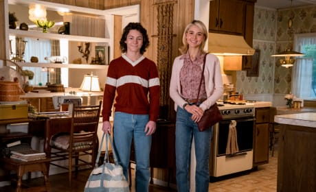 Veronica Stays Over - Young Sheldon
