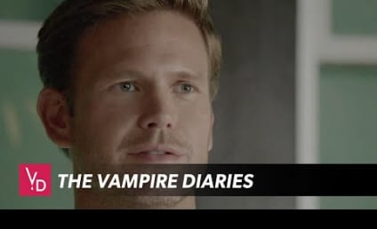 The Vampire Diaries Sneak Peek: Showing Class
