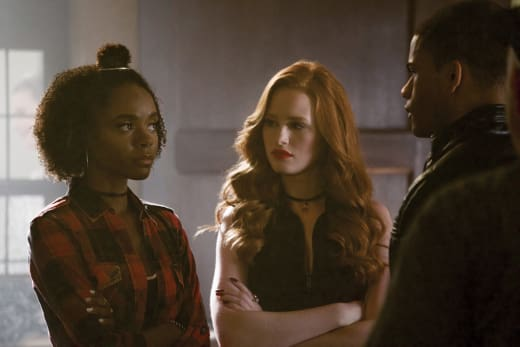 Date Denied - Riverdale Season 2 Episode 7
