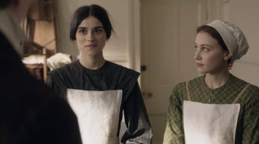 Meeting George - Alias Grace Season 1 Episode 2