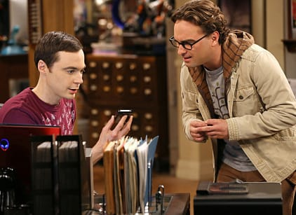 Watch The Big Bang Theory Season 6 Episode 6 Online